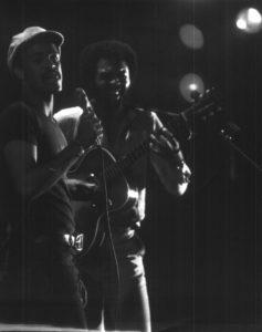 Willie Jolley singing
